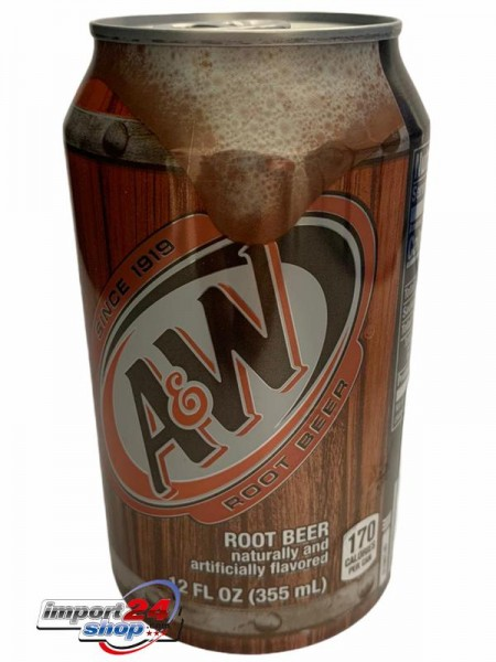 A&W Root Beer (Dose)
