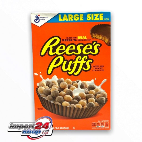 General Mills - Reese's Puffs (473 g.)