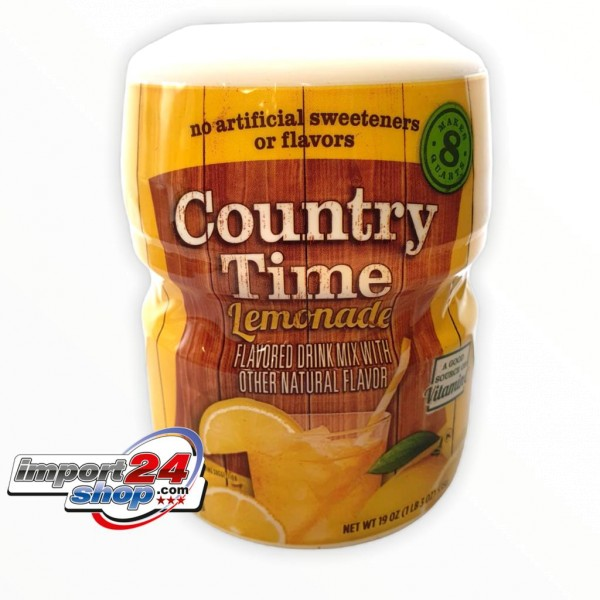 Country Time - Lemonade
