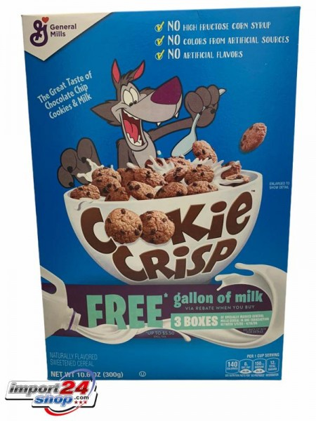 General Mills Frosted Cookie Crisp (318g)