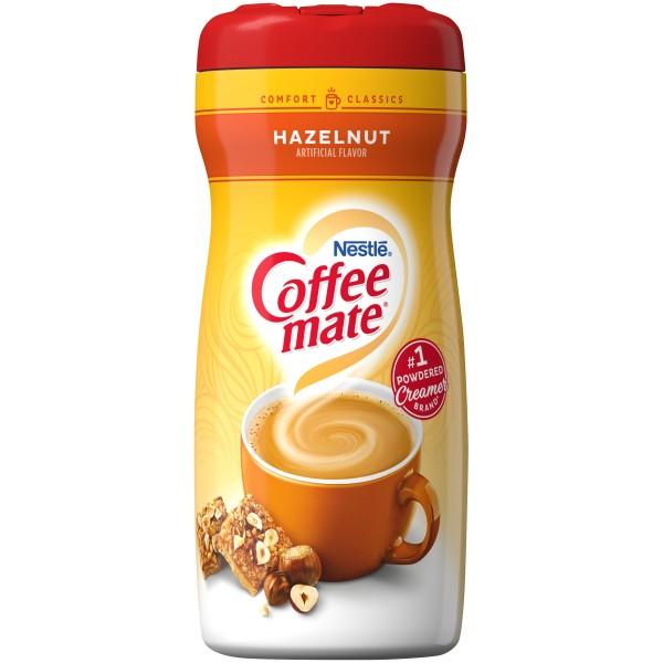 Nestle Coffeemate Hazelnut