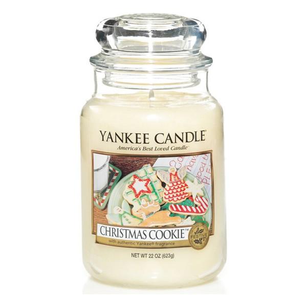 Yankee Candle Klassik Großes Glas Christmas Cookie™