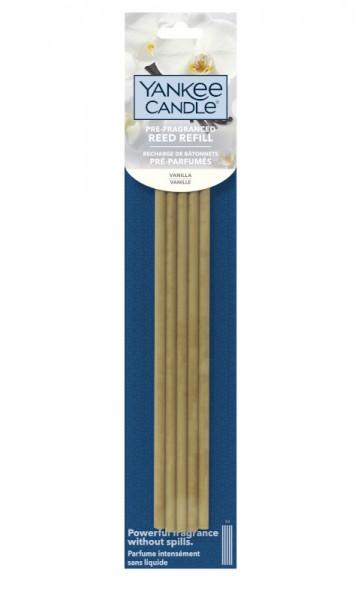Yankee Candle Vorbeduftete Reeds Nachfüllpackung Vanilla