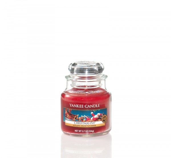 Yankee Candle Klassik Kleines Glas Christmas Eve®