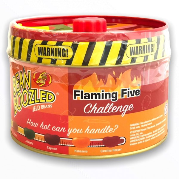 Jelly Beans Bean Boozled Flaming Five-Dose