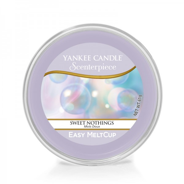 Yankee Candle Melt Cup Sweet Nothings