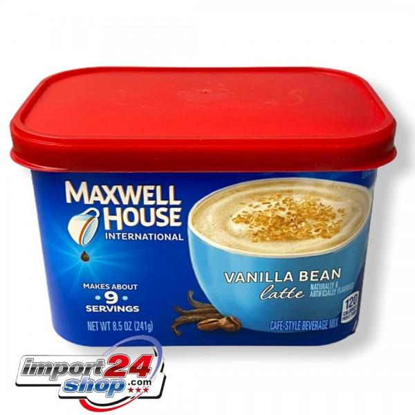Café-Style Beverage Mix Vanilla Bean Latte