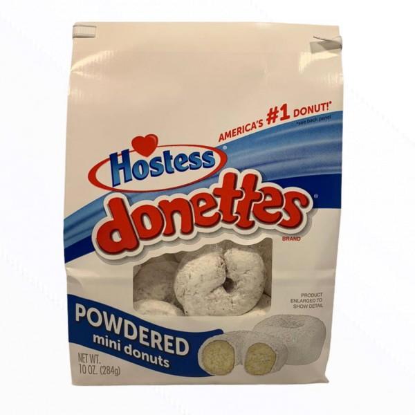 Hostess Donettes Powdered