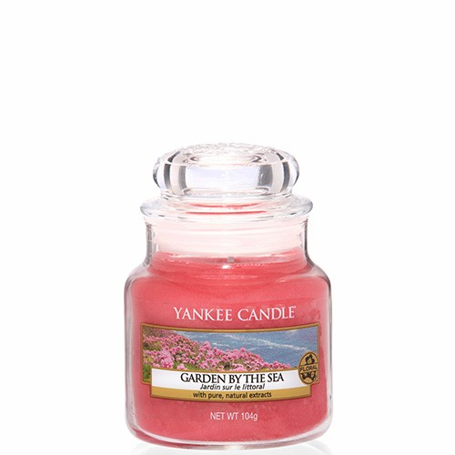 Yankee Candle Classic Kleines Glas Garden by the Sea