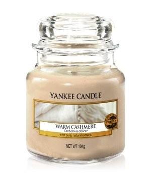 Yankee Candle Classic Kleines Glas Warm Cashmere