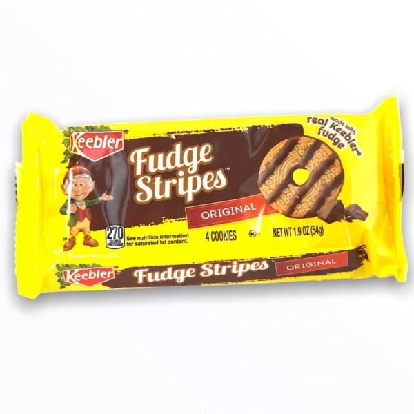 Keebler Fudge Stripes Cookies (54g)