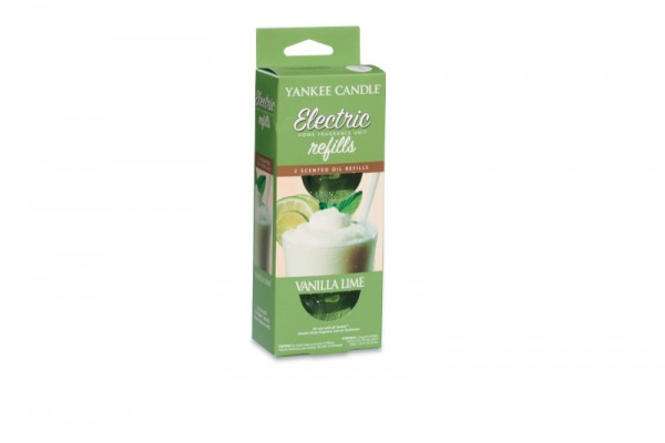 Yankee Candle Scent Plug Refill Vanilla Lime