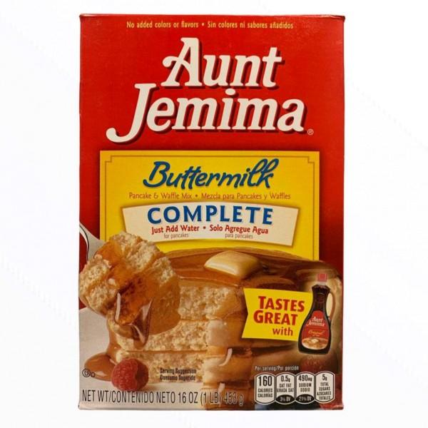 Aunt Jemima Pancake Mix Buttermilk Complete (453 g)
