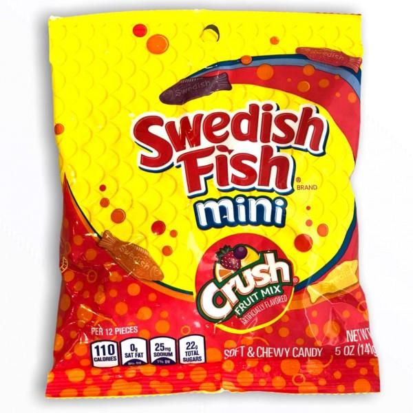 Swedish Fish Mini Crush Fruit Mix