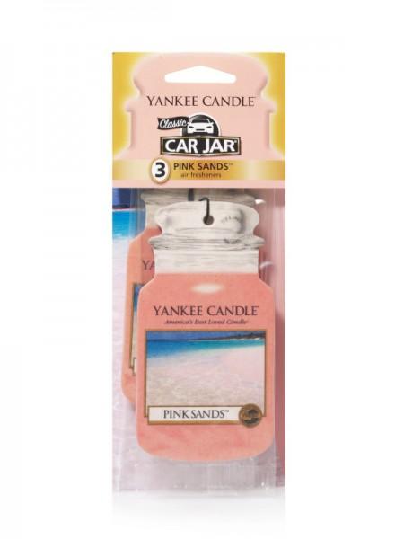 Yankee Candle Car Jar Pink Sands™