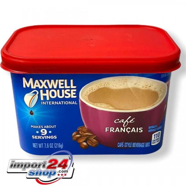 Café-Style Beverage Mix Francais
