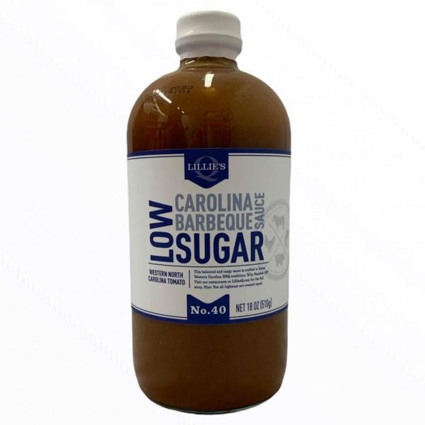 Lillie`s Carolina Low Sugar Barbecue Sauce