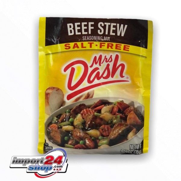 Mrs Dash Beef Stew Seasoning Mix