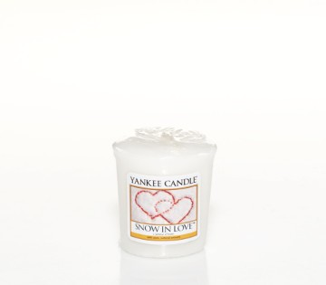 Yankee Candle Votive Snow In Love™