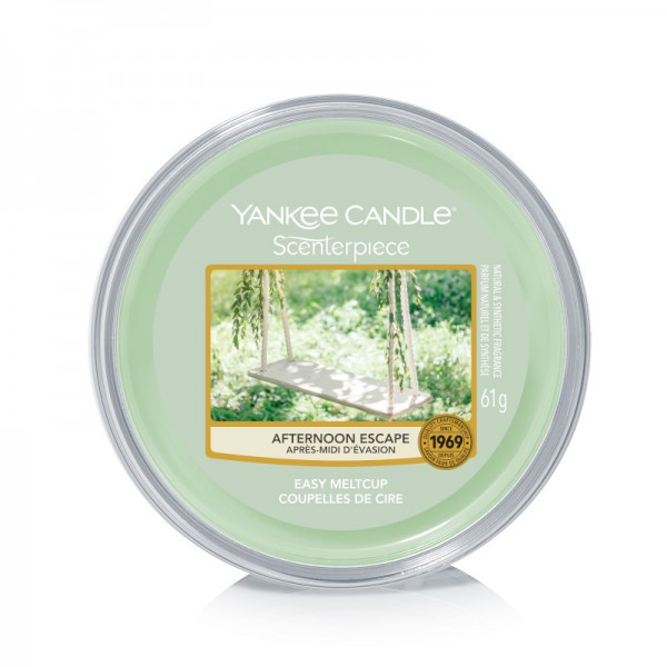 Yankee Candle Melt Cup Afternoon Escape