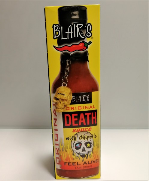 Blairs Original Death Sauce with Chipotle