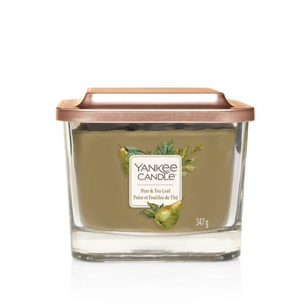 Yankee Candle Elevation Mittel Pear & Tea Leaf