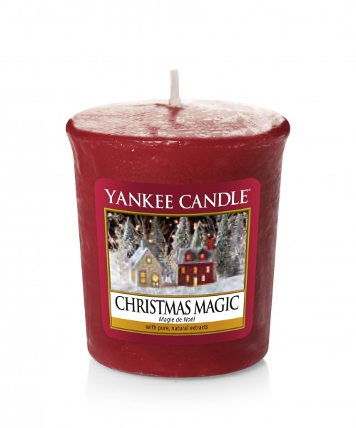 Yankee Candle Votive Christmas Magic