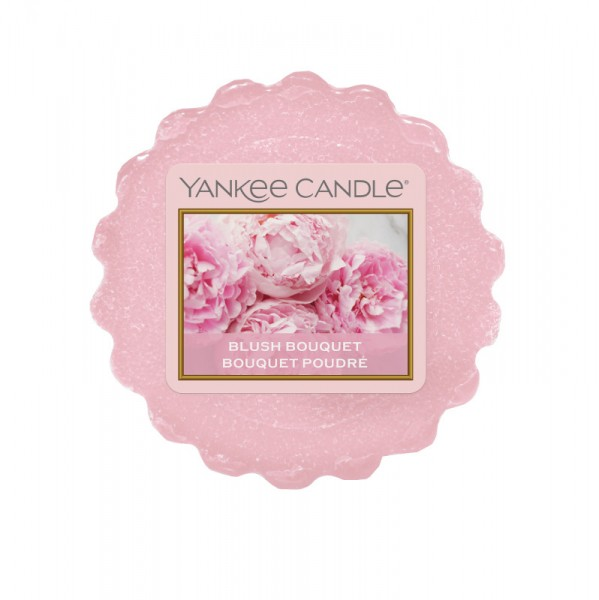 Yankee Candle Wax Tart Blush Bouquet
