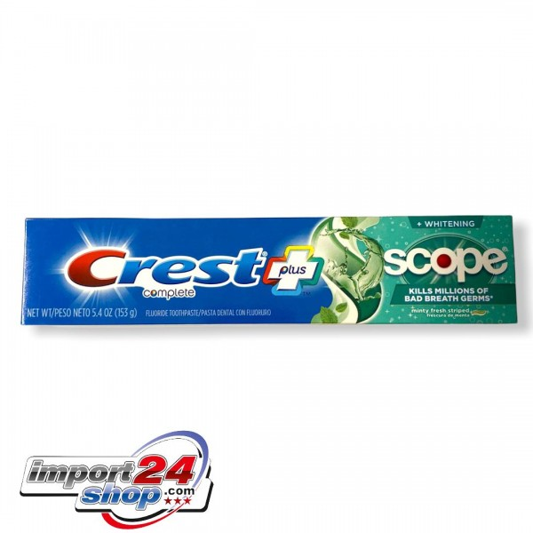 Crest Extra Scope