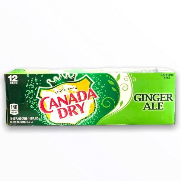 Canada Dry (Dose) (355 ml.)