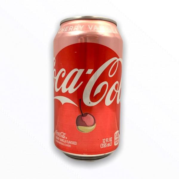 Coca Cola Cherry Vanilla (Dose) (355 ml.)