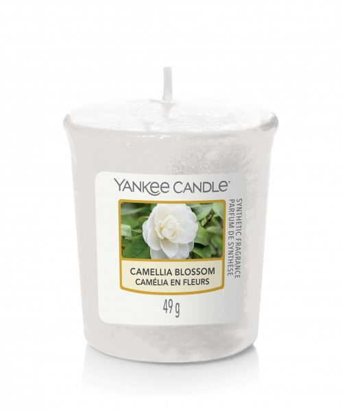 Yankee Candle Votive Camellia Blossom