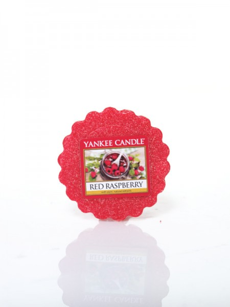 Yankee Candle Wax Tart Red Raspberry